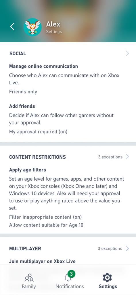Setting Time Limits On Xbox One S لم يسبق له مثيل الصور Tier3 Xyz
